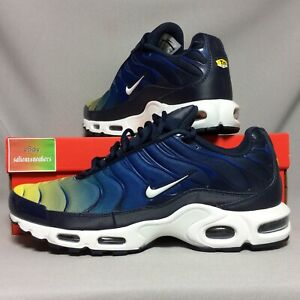 Details about Nike Air Max Plus UK11.5 852630 407 Gradient Toe pack EUR47 US12.5 Tuned TN OG
