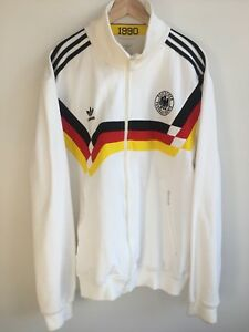 Details About Adidas Deutschland Jacket Official Fifa Soccer Duetscher Fussball Xxl Germany