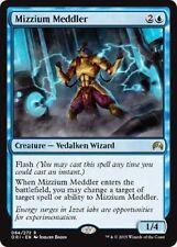 MTG Magic Origins 1x 1 x Mizzium Meddler x1 ~ MINT ~ UNPLAYED RARE M16