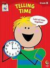 Telling Time, Grade K by Creative Teaching Press (Paperback / softback, 2012)