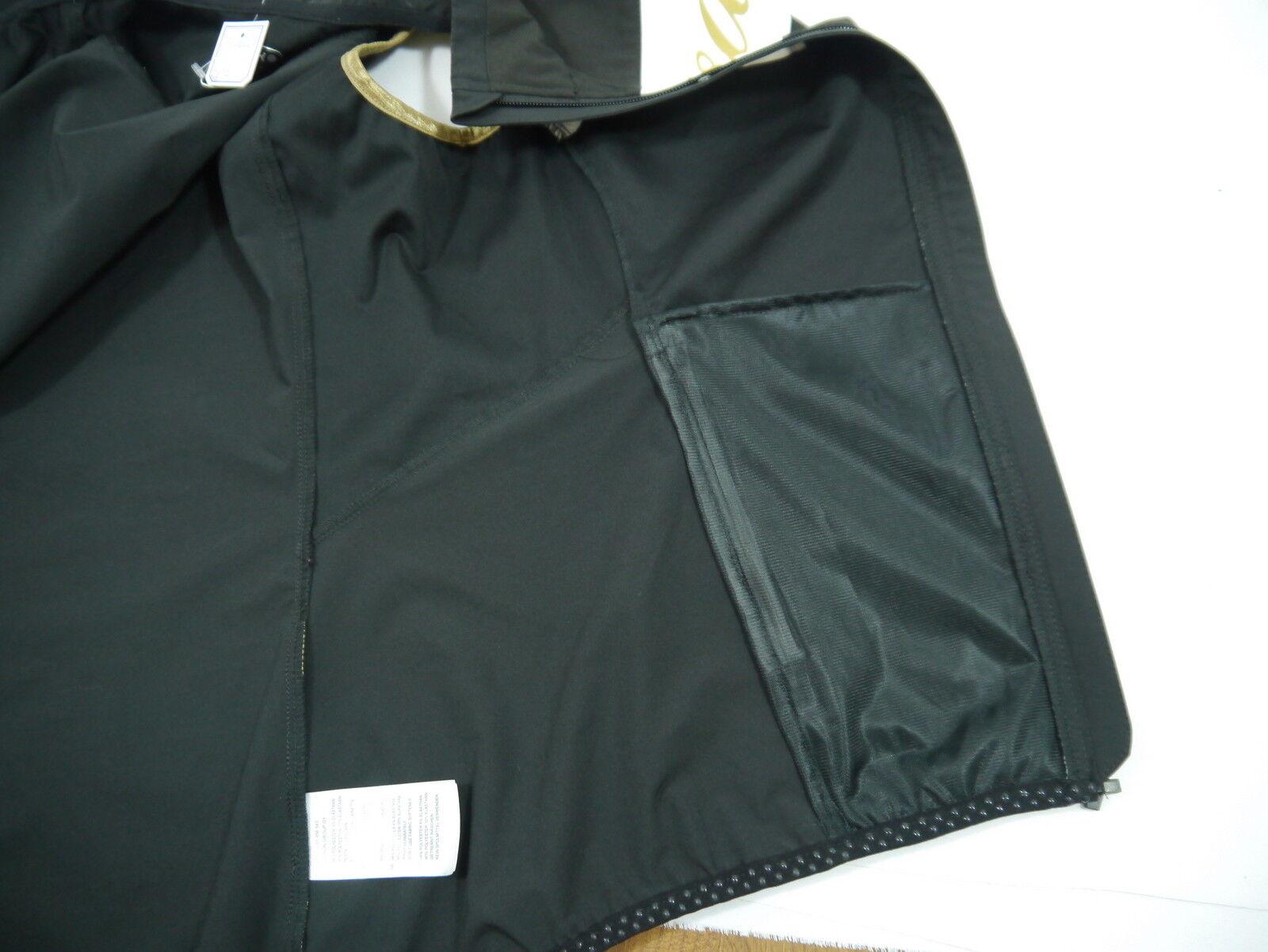 ICEPEAK mod. Da. Da. Da. Softshell Stretch Gilet schwarz-weiss-Gold Gr.42  NEU  | Wirtschaft  bc4155