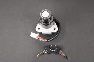 NEW Kawasaki KLR250 KLR600 Ignition Switch & 2 Keys - Lock