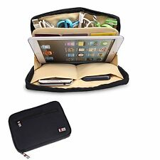 BLACK Universal Storage ACCESSORI DA VIAGGIO ORGANIZER iPad mini, Tablet, USB, Cavo