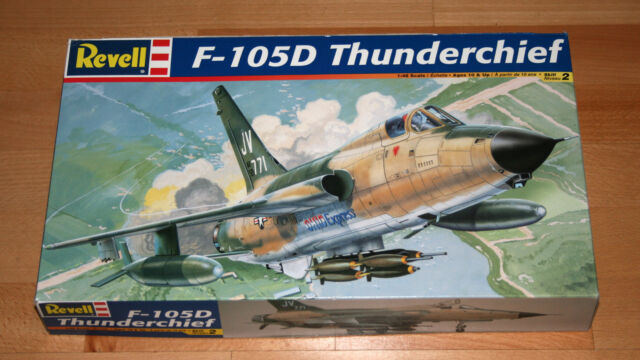 eduard F-105D Thunderchief interior S.A Ätzteile 1:72 Modell-Bausatz Trumpeter