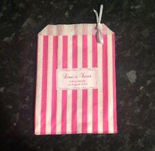 50 el amor es dulce Candy Buffet Personalizado/Sweetie bolsas para la boda, cumpleaños
