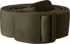 Fjallraven Keb Trekking Belt Easily Adjustable Plastic Buckle