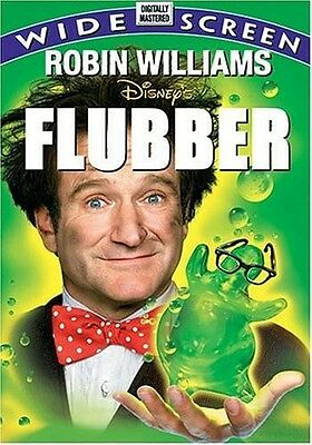 Flubber by Robin Williams , Marcia Gay Harden  Format: DVD  Rated: PG  NEW AOI