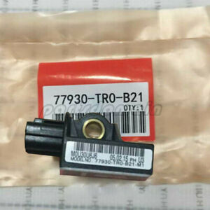 77930-TR0-B21 NEW LEFT AIR BAG IMPACT SENSOR FOR HONDA CIVIC 2012 77930TR0B21