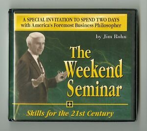 The-Weekend-Seminar-Skills-for-the-21st-Century-Jim-Rohn-12-Audio-CDs