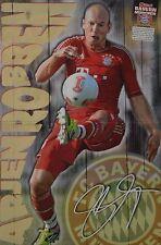ARJEN ROBBEN - A3 Poster (ca. 42 x 28 cm) - Fußball Clippings Sammlung NEU
