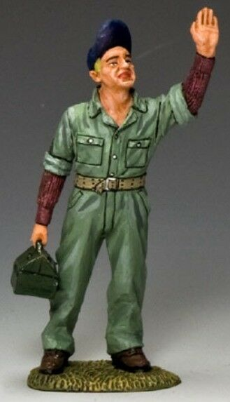 KING KING KING & COUNTRY WW2 U.S. AIR FORCE AF026 STANDING PILOT MIB 1e43f9