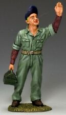 KING & COUNTRY WW2 U.S. AIR FORCE AF026 STANDING PILOT MIB