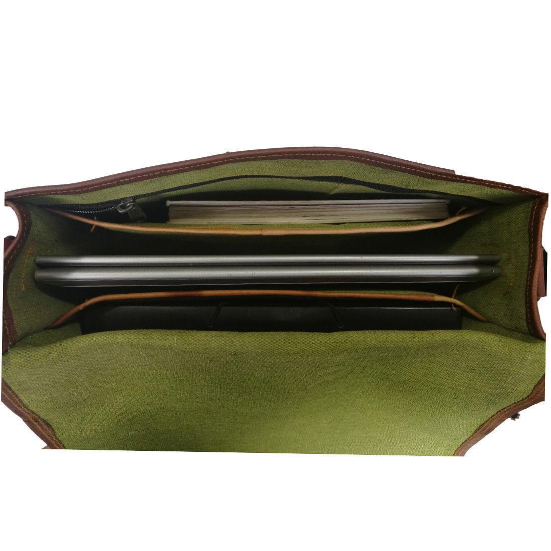 Aktentasche Umhängetasche Lehrertasche Schultasche  Tasche Tasche Tasche vintage spitze | Genial  255c0d