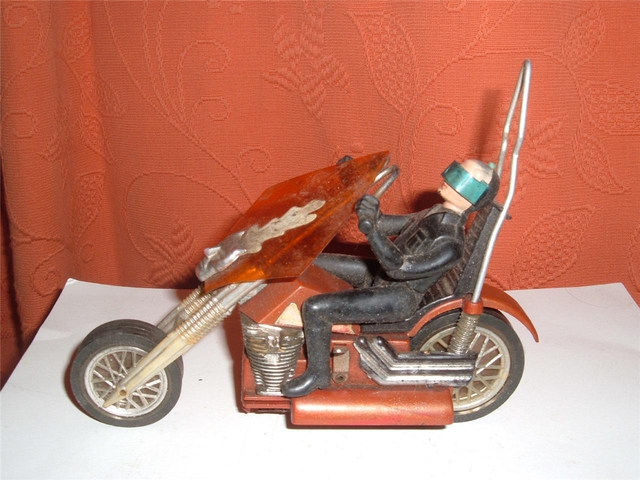 Matchbox scream 'n demonds moto spares repairs descendre pour les photos