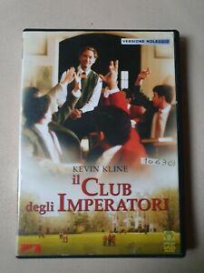 Dvd-Il-Club-degli-imperatori-con-Kevin-Kline-Ex-noleggio-molto-raro