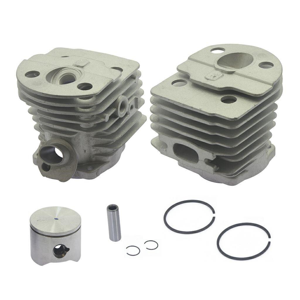 503168301 Kit Cylinder & Piston Chainsaw Husqvarna 51 Ø 45mm Complete Stops