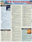 U.s. Government Terminology by BarCharts Inc 9781423215110 Poster 2010