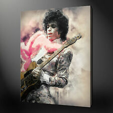 PRINCE LARGE CANVAS PRINT PICTURE WALL ART READY TO HANG 36 x 24 inch