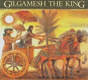 Gilgamesh-the-King-Paperback-by-Zeman-Ludmila-Zeman-Ludmila-ILT-Brand