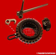 Yamaha Reparatur Clip für Anlasserfreilauf  XV700 750 SE XV920 inkl.Schrauben
