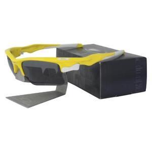 a21765f5a19a Oakley Custom POLARIZED FAST JACKET XLJ Lemon Peel Frame Grey Lens ...