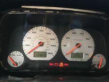 94-99 VW Mk3 VR6 Jetta GTI Golf Cabrio Instrument Cluster 160mph 2.8 OEM OBD2
