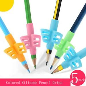 Kids-Adults-Pencil-Holder-Pen-Writing-Aid-Grip-Posture-Correction-Tools