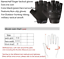 thumbnail 5 - Half Finger Tactical Military Gloves Fingerless Multicam Outdoor Shooting Gloves