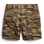 Ralph-Lauren-RRL-Cotton-Military-Camo-Cargo-Shorts-New 縮圖 1