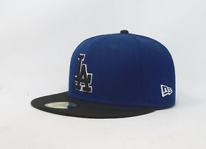 new arrival 05c47 d1651 Image is loading New-Era-59Fifty-Hat-Mens-MLB-Los-Angeles-