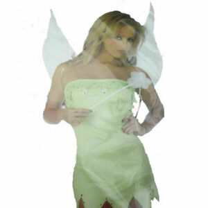 Ladies-Pixie-Princess-Green-Fancy-Dress-Wings-amp-Wand-Outfit-Character-Sexy-new