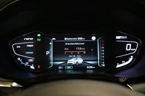 Kia Niro 1,6 PHEV Premium DCT - billede 5