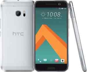 HTC-10-Latest-Model-32GB-Glacier-Silver-Sprint-Grade-C