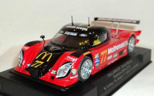 Racer Sideways Dallara McDonalds #77 Brand New 1//32 Slot Car SW09