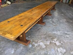 Image Is Loading Low Long Floor Table Asian Rustick Bohemian Boho