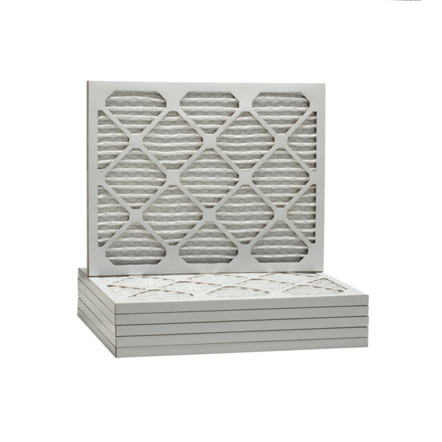 Nordic Pure 16x36x1 Exact MERV 12 Pleated AC Furnace Air Filters 4 Pack