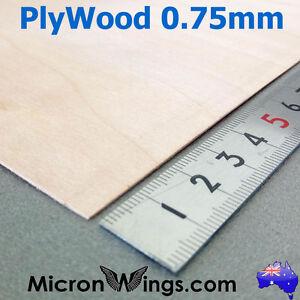 Plywood-Sheet-0-75mm-Thin-Marine-Hobby-Ply-Plywood