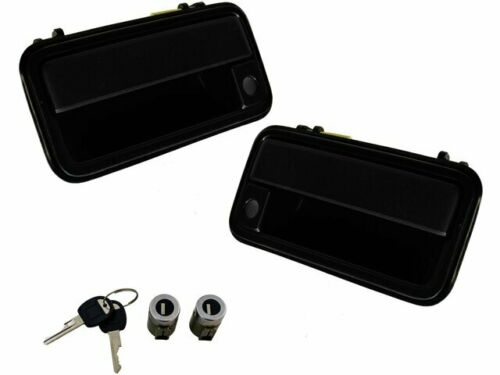 For 1995-1999 Chevrolet C1500 Door Handle and Lock Cylinder Kit Front 37585ZR