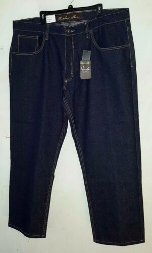 knockout W Jeans 32 Style X Indigo grand L Taille grand 1761 Nwt Easy Fit 46 1q4pFxw