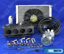 A/C KIT UNIVERSAL UNDERDASH EVAPORATOR  HEAT & COOL 404-0 & ELECTRIC HARNESS