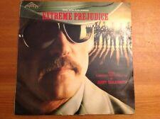 EXTREME PREJUDICE 1987 vinyl 33m LP original picture Soundtrack