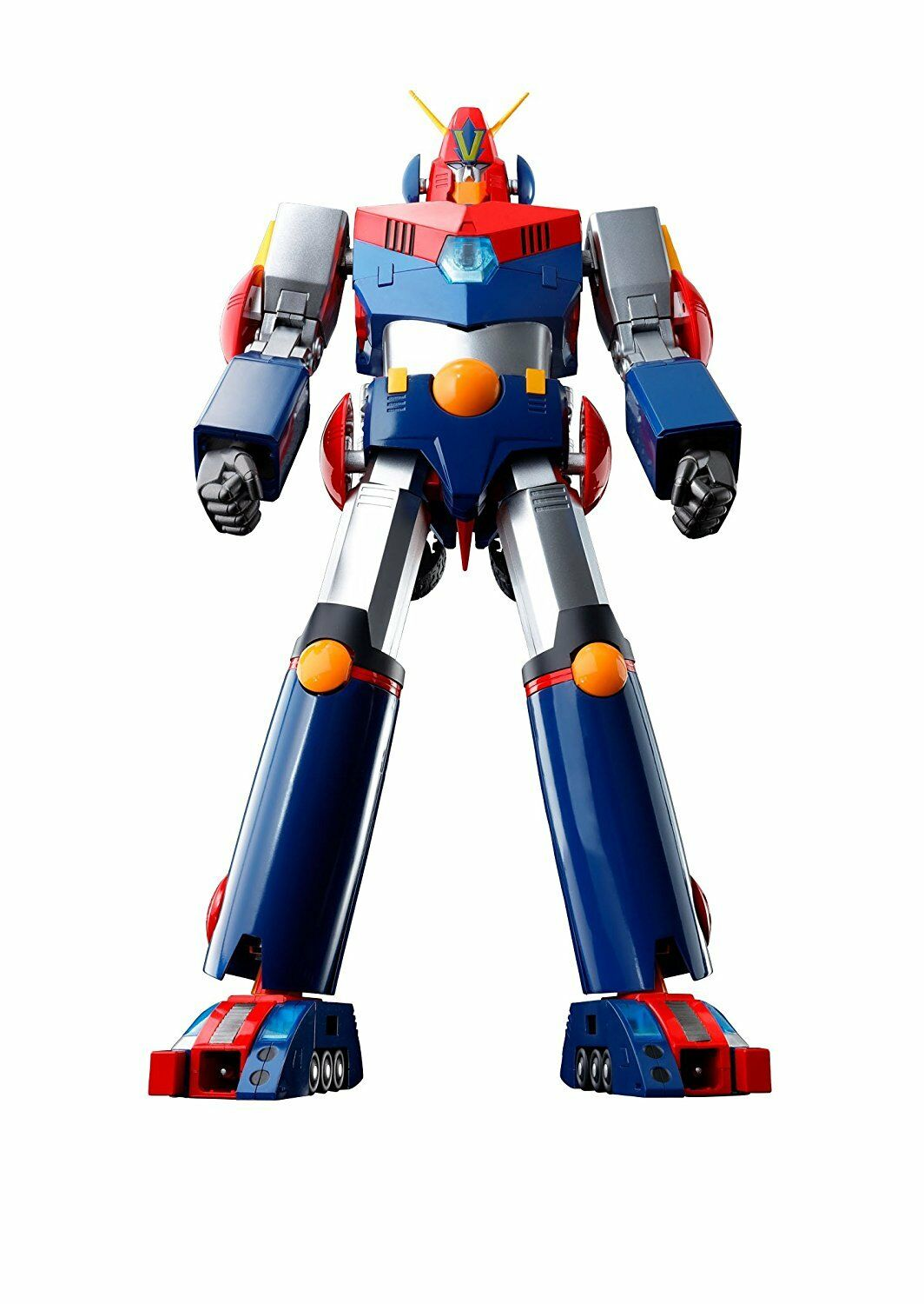 DX super alloy soul super electromagnetic Robo-Con Butler V about 355mm ABS