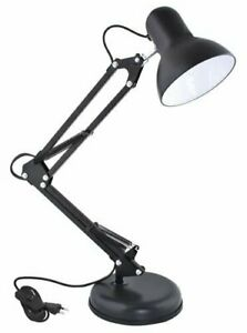 Schreibtischlampe-Arbeitsplatzlampe-Schreibtisch-Leuchte-mit-Gelenk-Arm-Retro