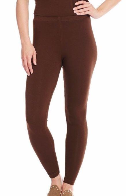 Bryn Walker Noce Brown French Terry Basic Legging S
