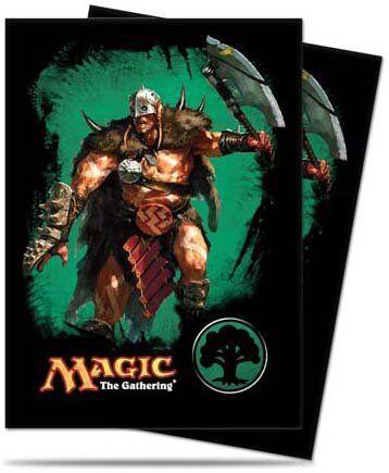kaartspellen Verzamelingen ULTRA PRO 80 MAGIC DECK PROTECTOR SLEEVES MTG MANA 4 PLANESWALKER LILIANA 86088