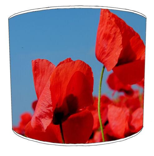 Poppy Duvets /& Poppy Throws. Poppy Lampshades Ideal To Match Poppy Cushions