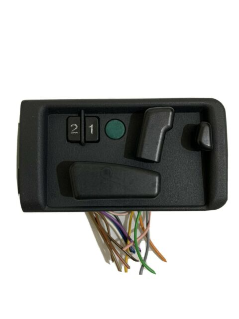 Mercedes W126 Genuine Seat Adjust Switch Driver Left Side 0038202710 For Sale Online Ebay