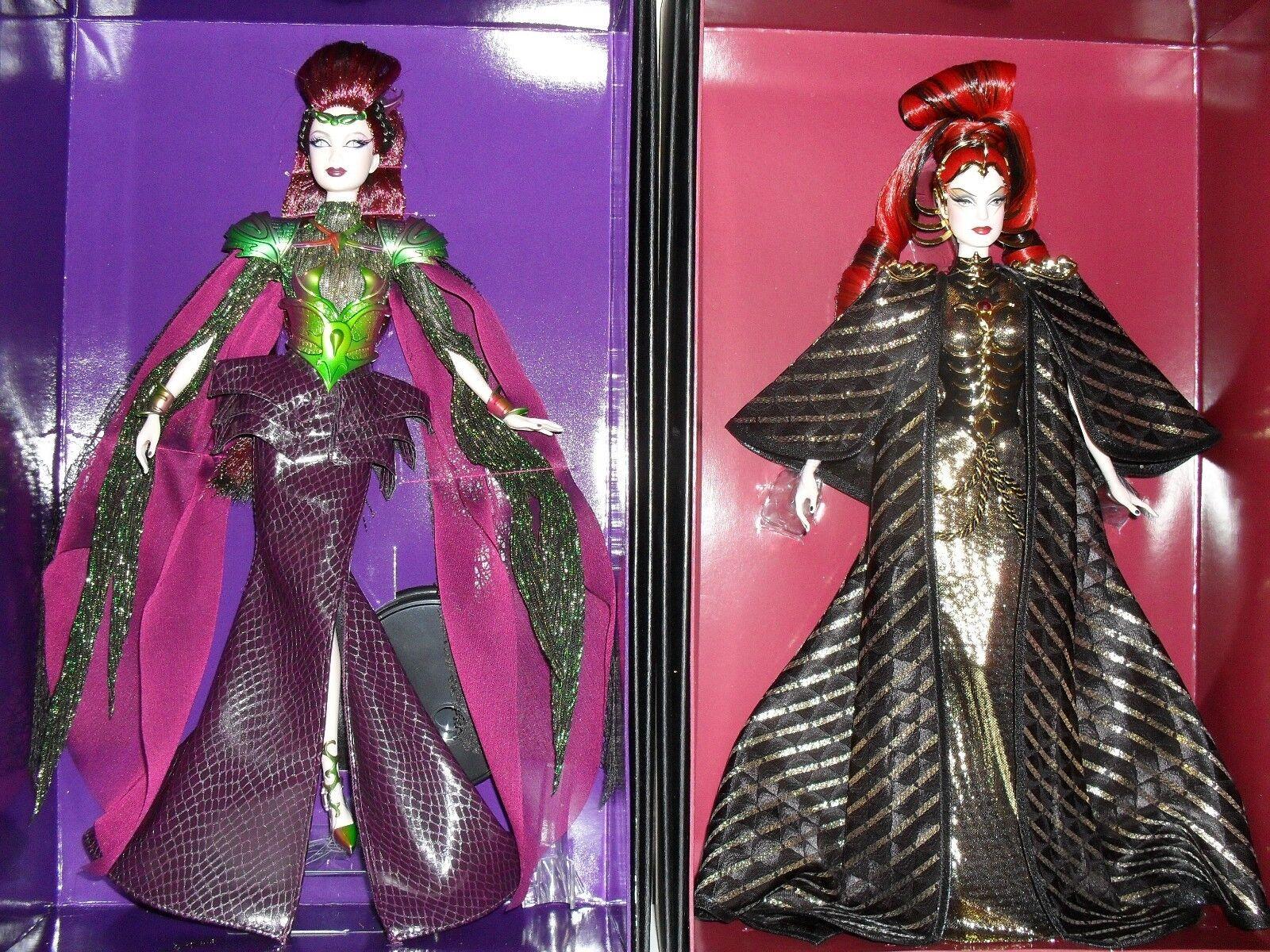Emperatriz de los aliens y reina de las constelaciones Barbie con transportistas
