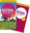MARCO POLO Reiseführer Baltikum, Estland, Lettland, Litauen von Jan Pallokat (2013, Taschenbuch)