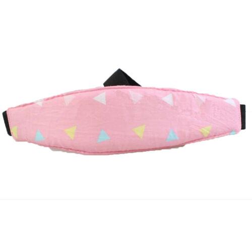 Adjustable Fix Belt Children Kids Sleep Safety Band Car Head Support Organizer
